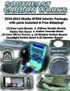 2010-13 Shelby GT500 Interior Package With Parts Included + Free Shippng