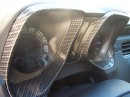 2010 Chevy Camaro Gauge Cluster Bezel Hydro Carbon Fiber With Parts